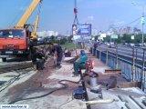 Реконструкция мостового перехода по Ленинградскому шоссе через канал имени Москвы