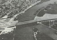 Мост через реку Дунай