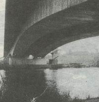 моста через р. Майн в г. Ханау